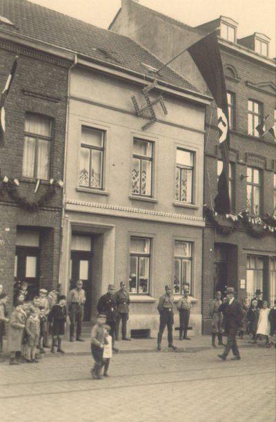 Dahlener Straße 140, 1933