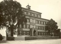 Schule, damals