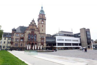 Rathaus Rheydt, 2014